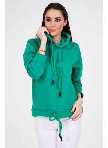 Busem Sweatshirt Yeşil